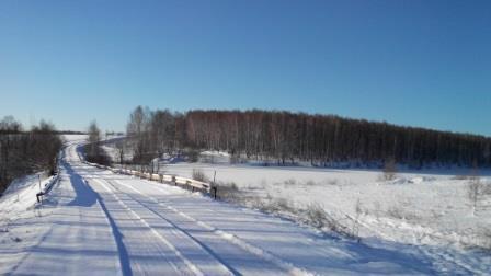 Пока в Кирпичнике лежит снег