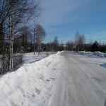 Поворот на новую дорогу