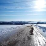 Дорога на Кирпичник